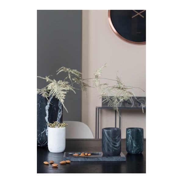 Černá mramorová váza Zuiver Cup