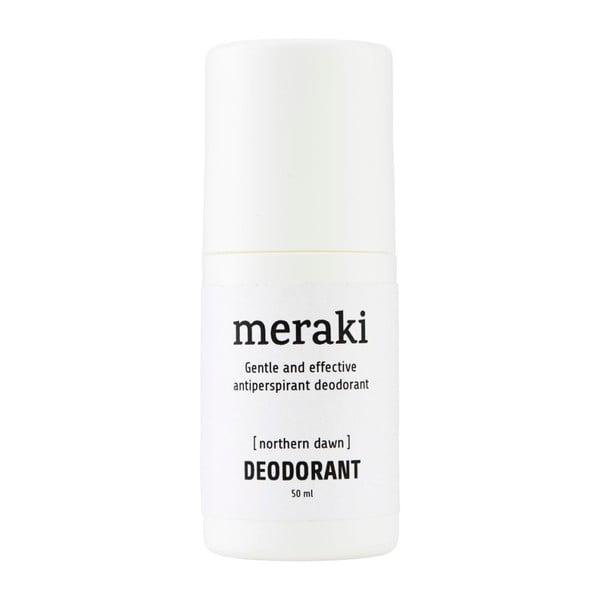 Kuličkový deodorant Meraki Nothern Dawn, 50 ml