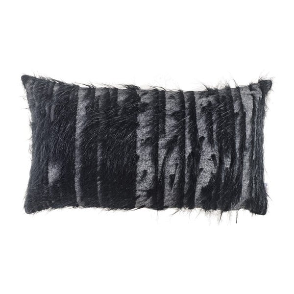 Czarna poszewka na poduszkę Apolena Donna, 50x31 cm