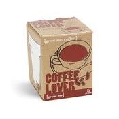 Set grădinărit Gift Republic Coffee Lover cu semințe de cafea
