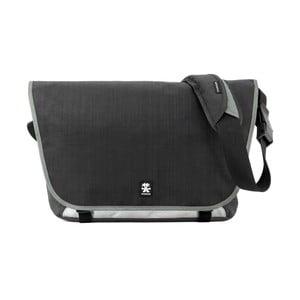 Brašna na laptop Dinky Di Laptop Messenger L, dull black/dk. mouse grey
