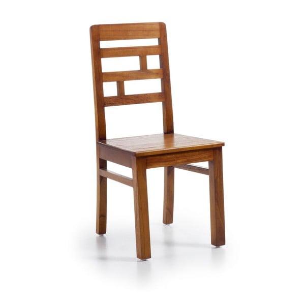 Židle ze dřeva mindi Moycor Flash Ohio