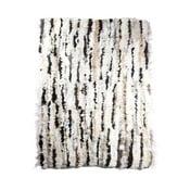 Koberec z ovčí kůže 100x160 cm, světlý