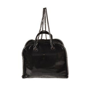 Černá kožená kabelka Ore Diece Essen