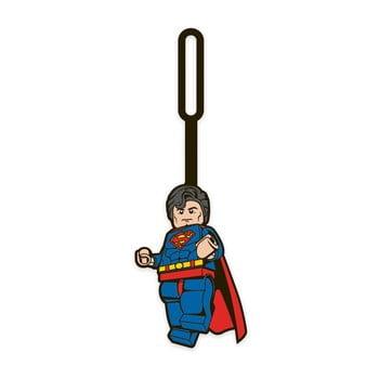Etichetă pentru bagaj LEGO® DC Superman poza