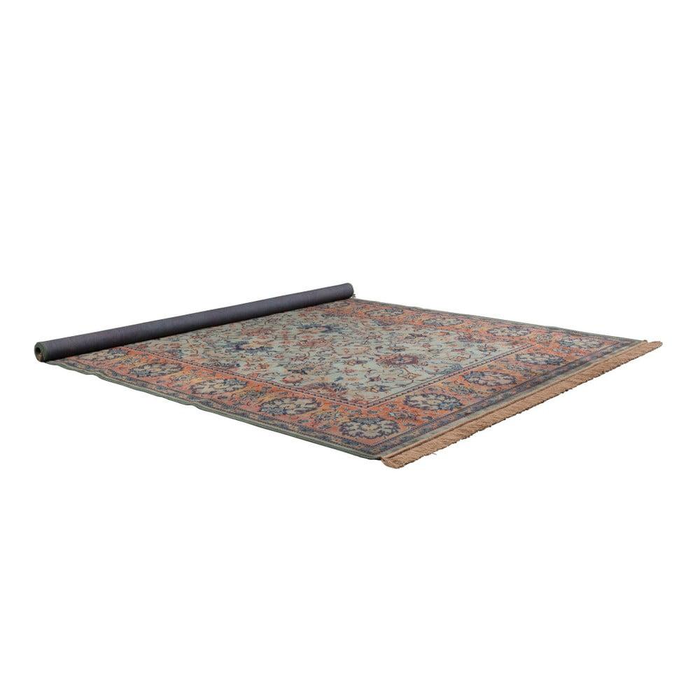 Zelený koberec Dutchbone Bid, 170x240cm