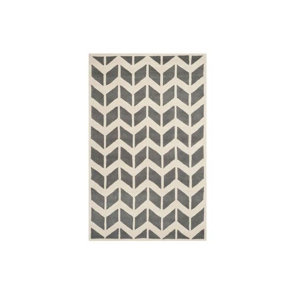 Brenna gyapjúszőnyeg, 243x152 cm - Safavieh