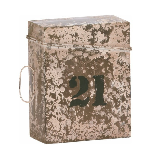 Úložný box Metalkasse