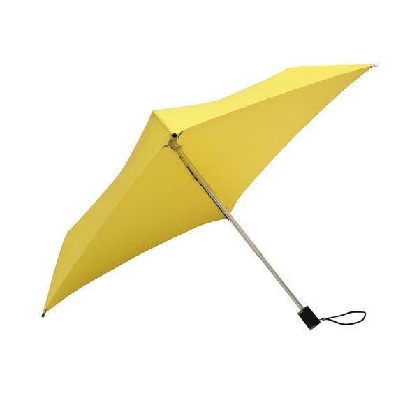 Čtvercový deštník Yellow