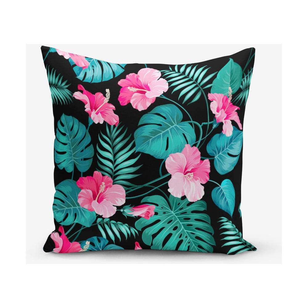 Povlak na polštář s příměsí bavlny Minimalist Cushion Covers Edenia, 45 x 45 cm
