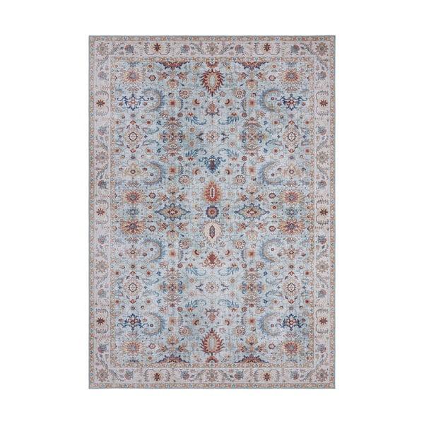 Niebiesko-beżowy dywan Nouristan Vivana, 80x150 cm