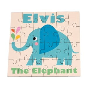 24dílné puzzle Rex London Elvis The Elephant