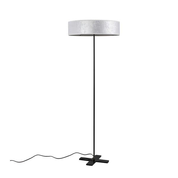 Biała lampa stojąca Bulb Attack Quince