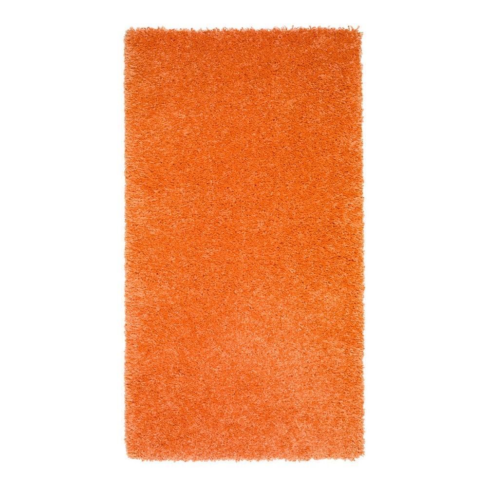 Produktové foto Oranžový koberec Universal Aqua Liso, 67 x 300 xm