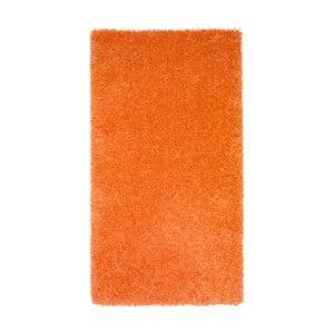 Oranžový koberec Universal Aqua, 57 x 110 cm
