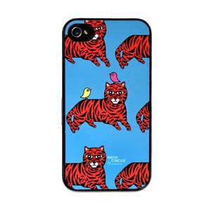 Obal na iPhone 4/4S Jalebi Tiger-with-Birds