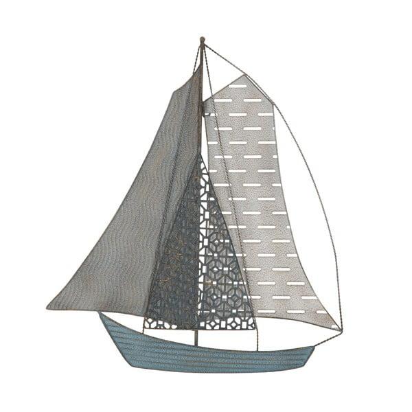 Decorațiune de perete Mauro Ferretti Barca, 53 x 59,5 cm