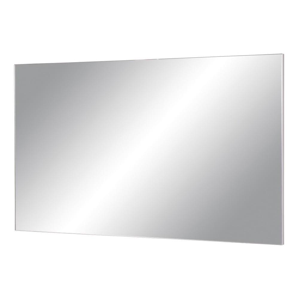 Bílé zrcadlo Germania Top, výška 58 cm