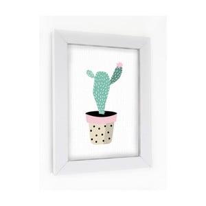 Obraz v rámu Cactus