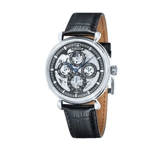 Pánské hodinky Thomas Earnshaw Silver Blue/Black
