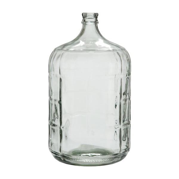 Skleněná váza Check, 50 cm