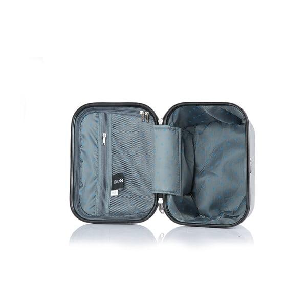 Cestovní taška Brand Developpement Vanity, fialová