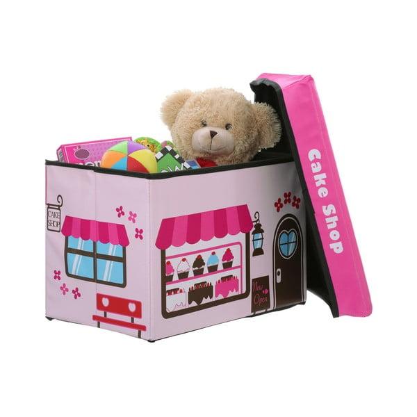 Dětský box Premier Housewares Cake Shop