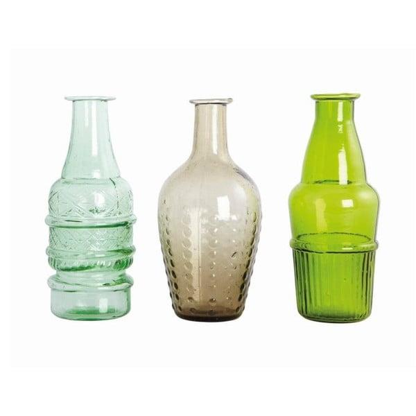 Set váz Green Smoke, 3 ks