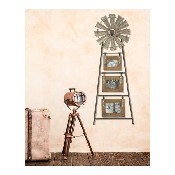Nástěnná dekorace s fotorámy Mauro Ferretti Windy