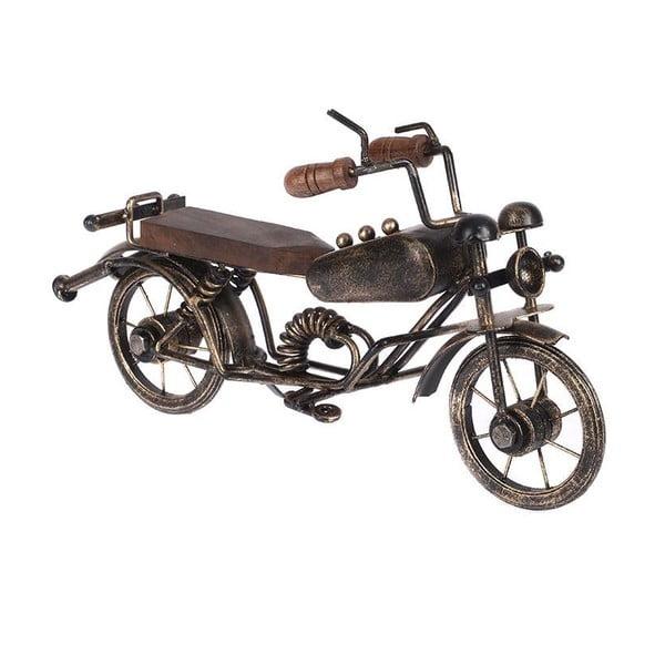 Dekorativní soška Brass Moto