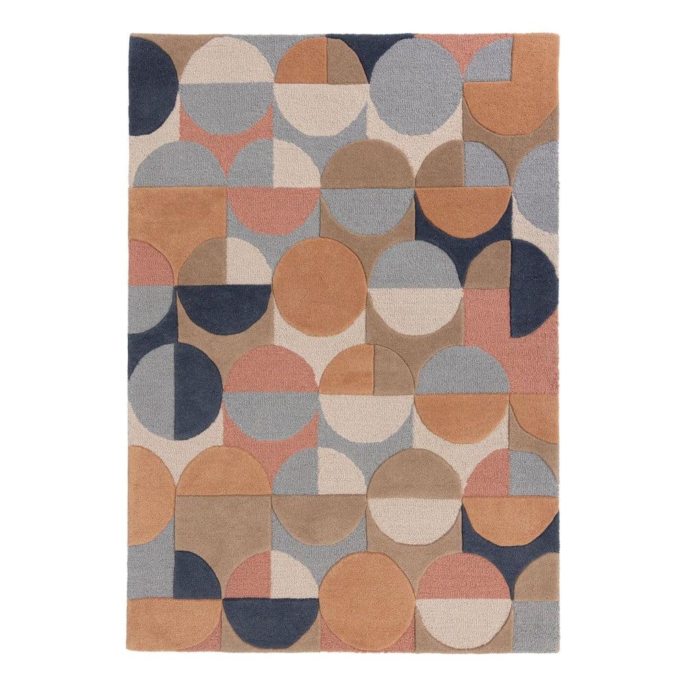 Barevný vlněný koberec Flair Rugs Gigi, 160 x 230 cm