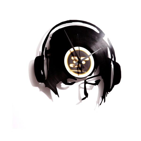 Vinylové hodiny DJ@Work