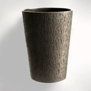 Palmová váza Dark, 34 cm
