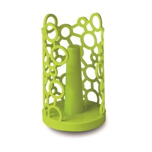Zelený stojan na kuchyňské ubrousky ForMe