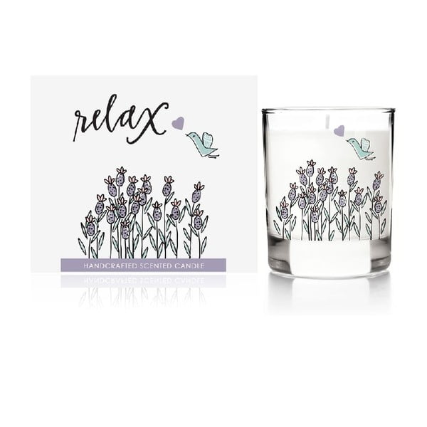 Vonná svíčka Relax Garden