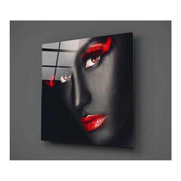 Obraz szklany Insigne Lensotto, 40x40cm