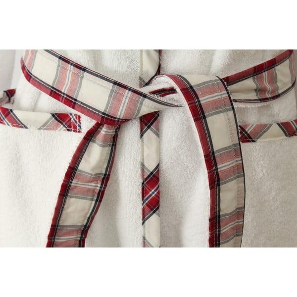 Halat alb de baie, de damă U.S. Polo Assn., Arcata, măr. XL