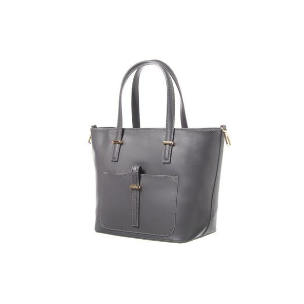 Kožená kabelka Mood Grey