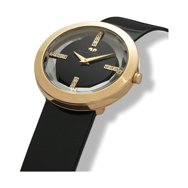 Dámské hodinky Rhodenwald&Söhne Lucrezia Black/Black