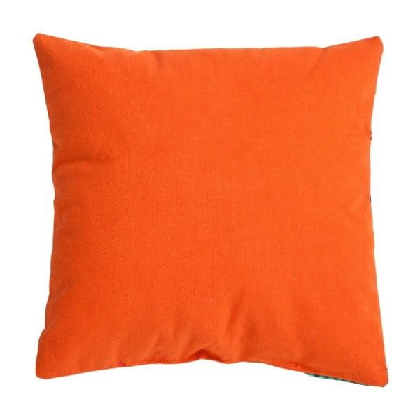 DESIGUAL Polštář Galactic Orange, 30x30 cm