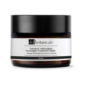 Mască de față Dr. Botanicals DB Turmeric Antioxidant Overnight Treatment, 50 ml