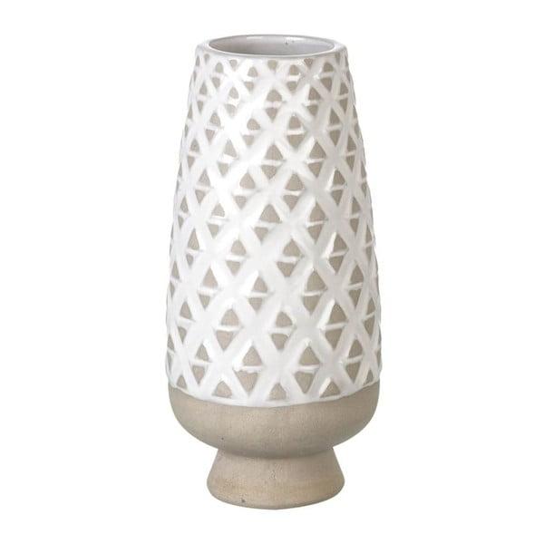 Váza Goblet Light Grey, 29x14 cm