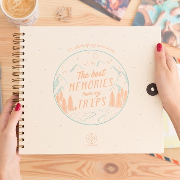 Fotoalbum Mr. Wonderful The best memories, 64 stran