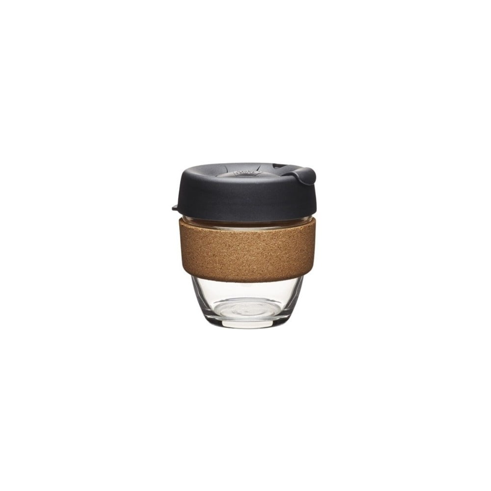 Cestovní hrnek s víčkem KeepCup Brew Cork Edition Espresso, 227 ml