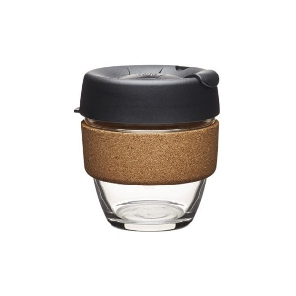 Brew Cork Edition Espresso utazóbögre fedéllel, 227 ml - KeepCup