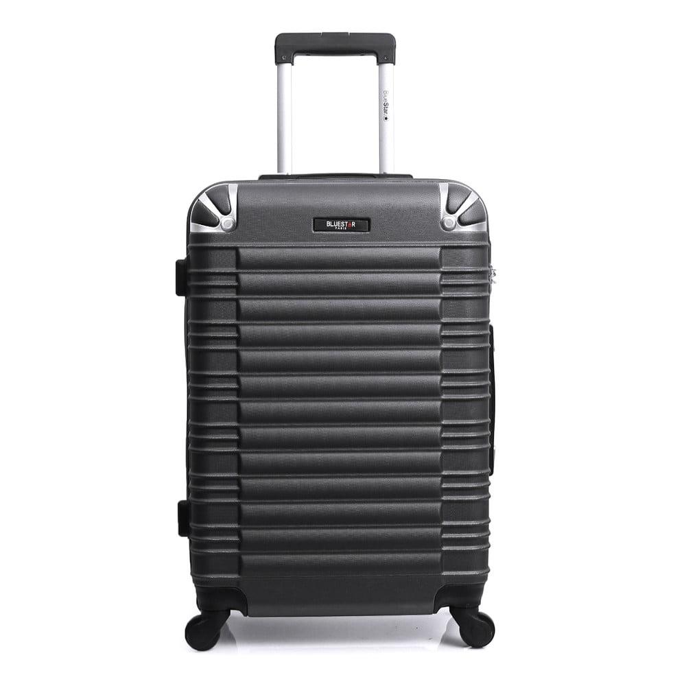 Černý cestovní kufr na kolečkách Blue Star Lima, 31 l