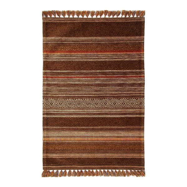 Covor Eco Rugs Terra Stripes, 160x230cm