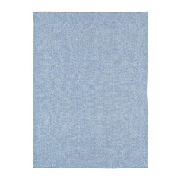 Blankytně modrá utěrka Zone