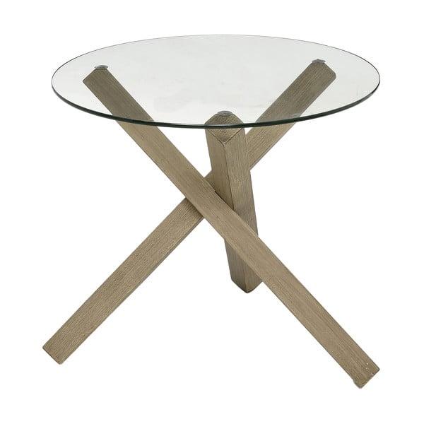 Odkládací stolek Trio Krista, 52x52x48 cm