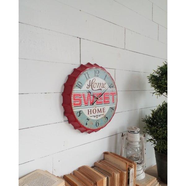Nástěnné hodiny Sweet Home, 34 cm